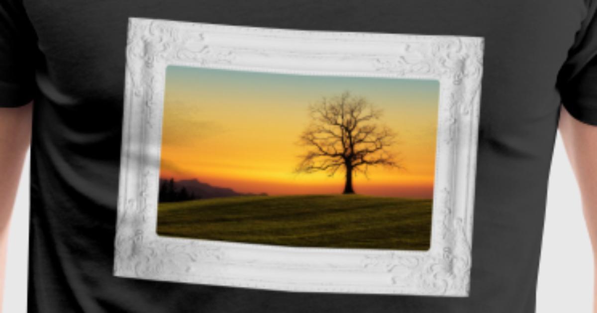 Marcos de cuadros - árbol de la naturaleza del paisaje por I7IXI ...