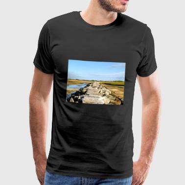 Pier New England - Men's Premium T-Shirt