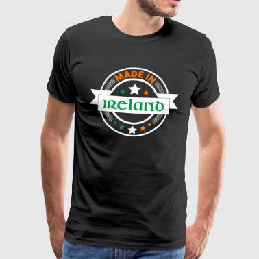 Made in Ireland - Männer Premium T-Shirt