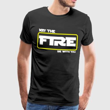 Firefighter Rescue Service 112 Emergency Call Pride - Men's Premium T-Shirt