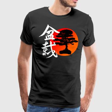 Bonsai shirt - Mannen Premium T-shirt
