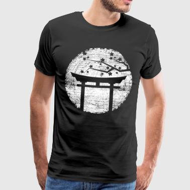 Japan - Mannen Premium T-shirt