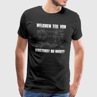 Suchbegriff: \'Schaltplan\' T-Shirts online bestellen   Spreadshirt