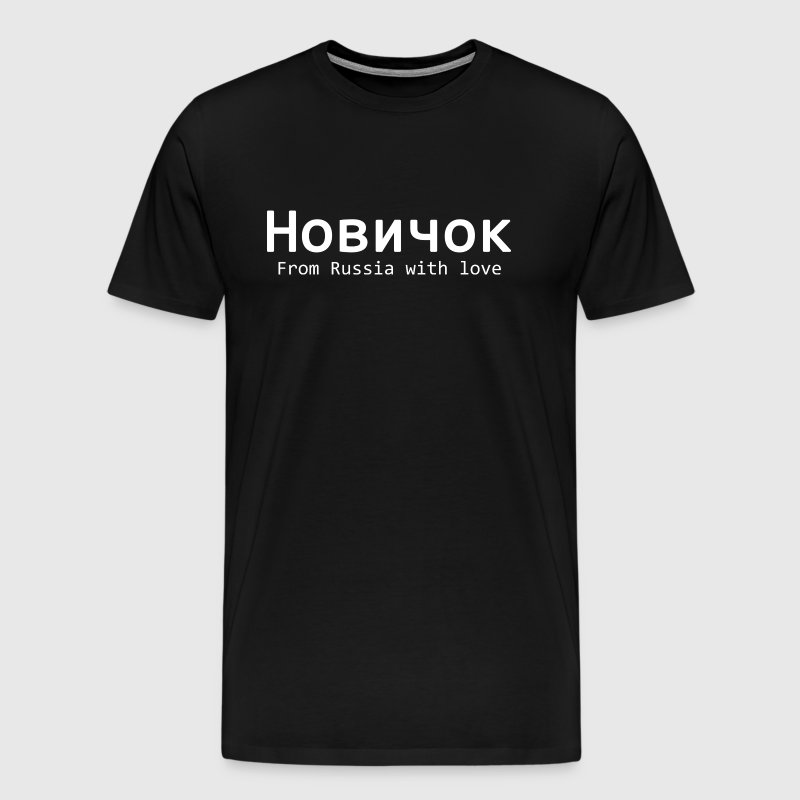 Novichok - Men's Premium T-Shirt