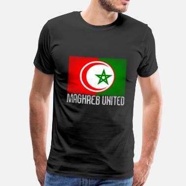 United Maghreb United - T-shirt Premium Homme