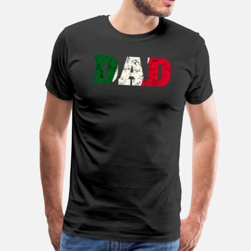 Cadeau Pere Italien Italien Anniversaire De Maxm88 Spreadshirt
