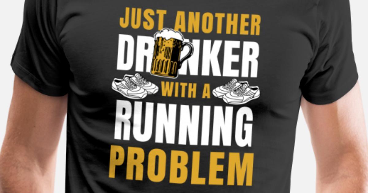 Rennen Laufen Joggen Trinker Läufer Geschenk Bier von MUCDesigns ...