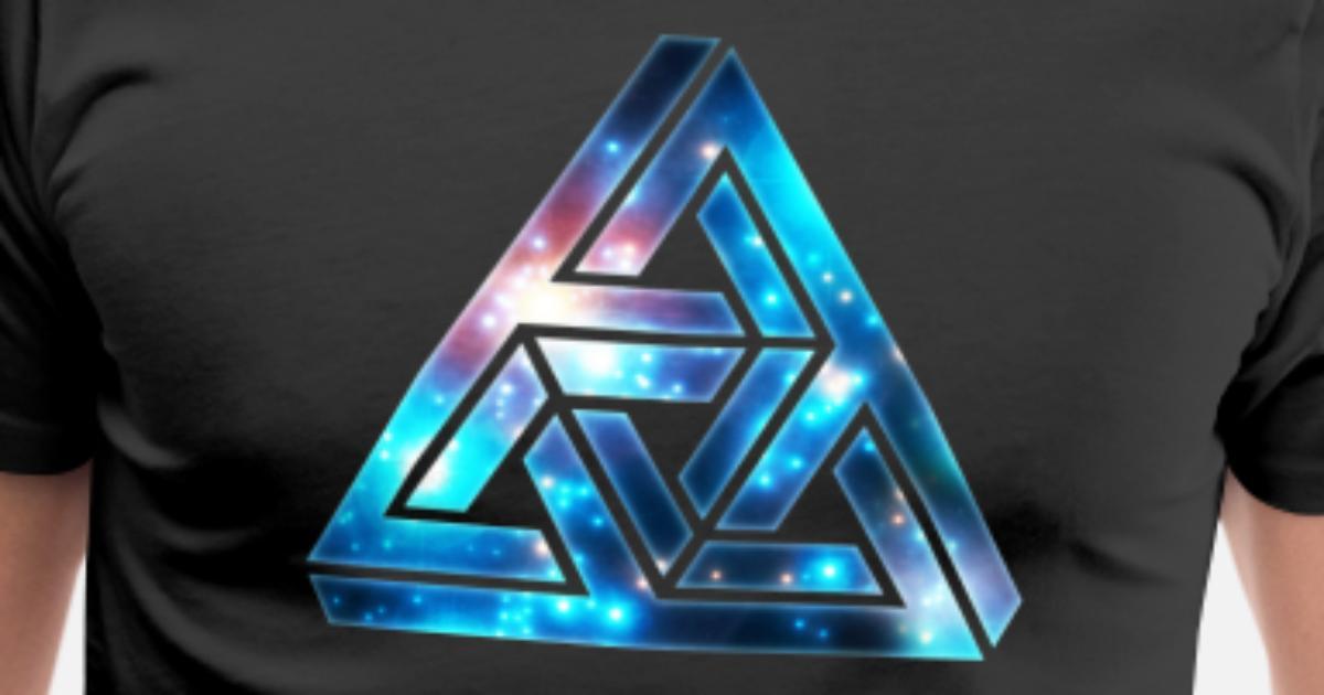 1eadb8e45b6aa Triángulo imposible