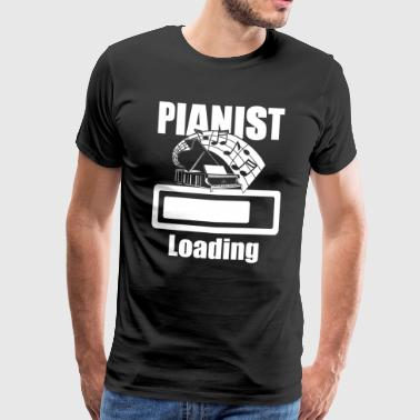 Pianist invites - Men's Premium T-Shirt