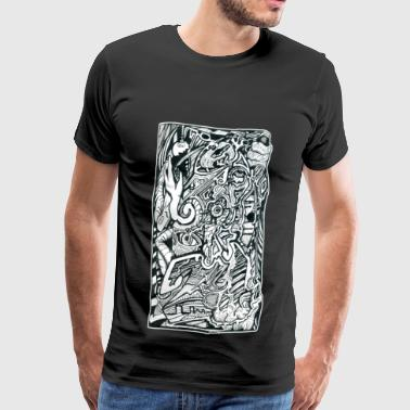 Anxiety Trip - Men's Premium T-Shirt