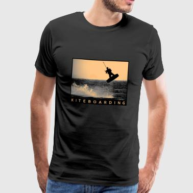 Kite the Morning - Männer Premium T-Shirt