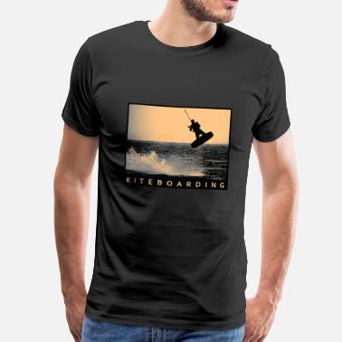 Kite Kite the Morning - Männer Premium T-Shirt