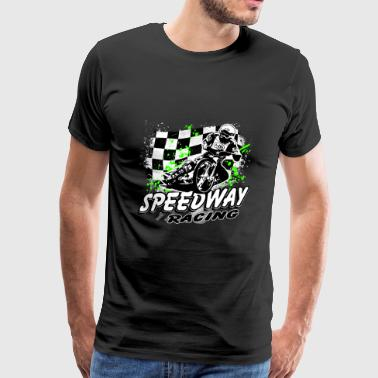 Speedway Racing - Men's Premium T-Shirt