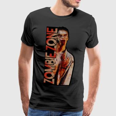 ZOMBIE ZONE - Men's Premium T-Shirt