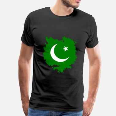 Pakistan Cricket Pakistan - Men's Premium T-Shirt