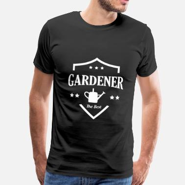 Best Gardener The best Gardener - Men's Premium T-Shirt
