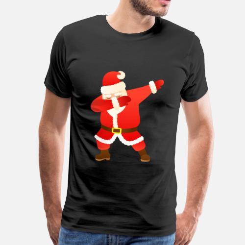 537e531f48a3e1 Santa Dab Dance Illustration