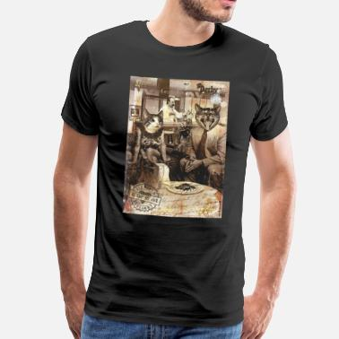Chats / Chats - T-shirt Premium Homme