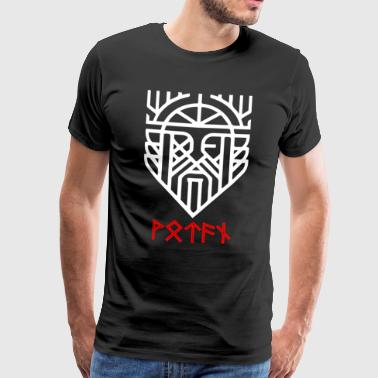 wotan - Men's Premium T-Shirt