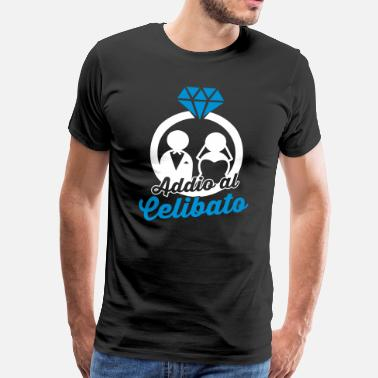 Despedida De Soltero Addio al celibato - Men's Premium T-Shirt