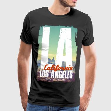 City of Dreams - Premium-T-shirt herr