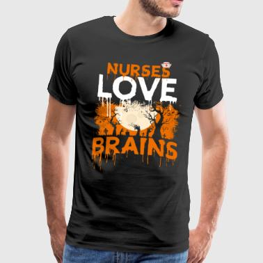 Nurse halloween costume medicine - Men's Premium T-Shirt