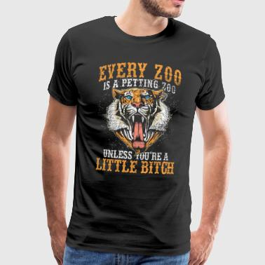 Zoo Zoo Animal Zoology Zoo Animal Keeper - Men's Premium T-Shirt