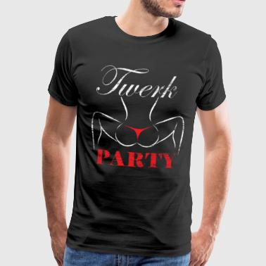 Twerk Party - Männer Premium T-Shirt