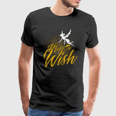 You have one wish Free - Fairy Fairy Tale fairy tale - Men's Premium T-Shirt