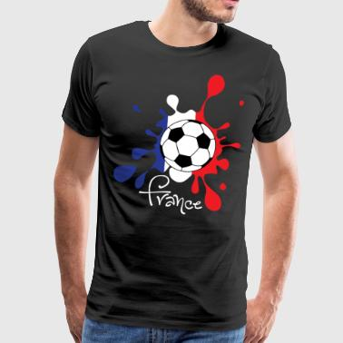 Football - France Coupe du Monde Coupe du Monde WC - T-shirt Premium Homme