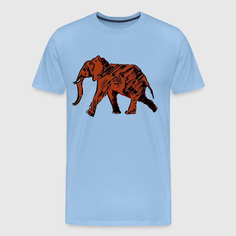 Elefant Stoßzähne Rüssel Zoo Kinder Geschenkidee von CrazyShirts ...