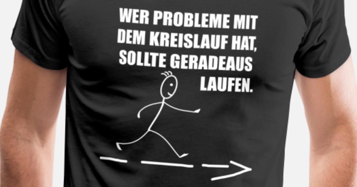 Laufen Joggen Kreislauf Probleme von Niceblacky | Spreadshirt