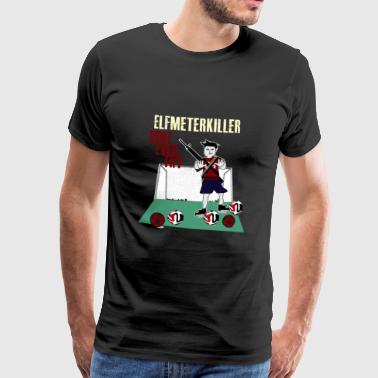 penalty killer - Mannen Premium T-shirt