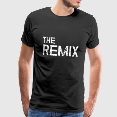 The Original / The Remix - Father Son Partnerhirt - Men's Premium T-Shirt