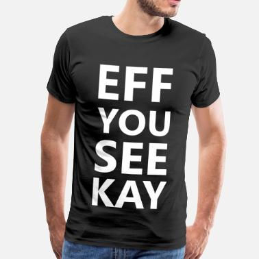 Off Fuck Off - Men's Premium T-Shirt