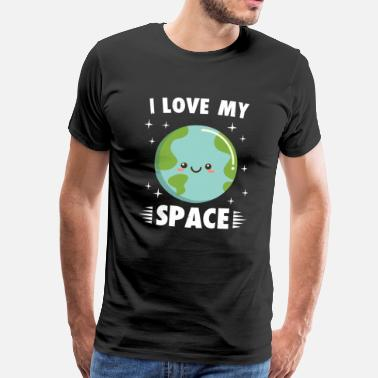 Astronomi Astronomi Jorden Science Teacher - Premium-T-shirt herr