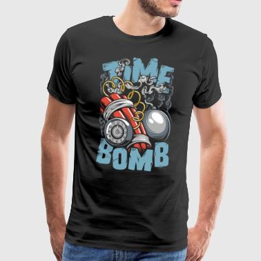 Ticking time bomb - Men's Premium T-Shirt