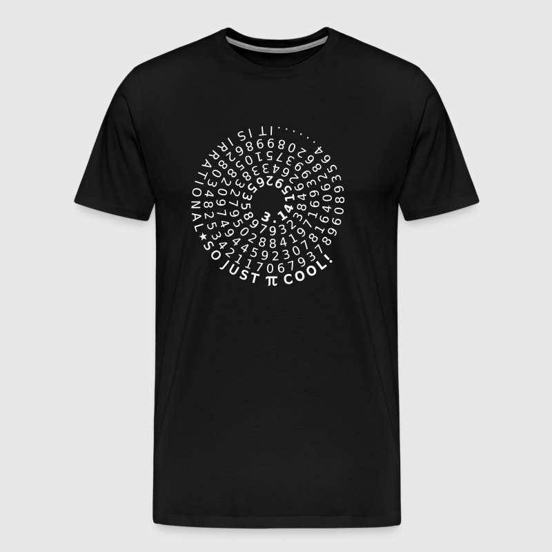 Be (Pi) cool - Männer Premium T-Shirt