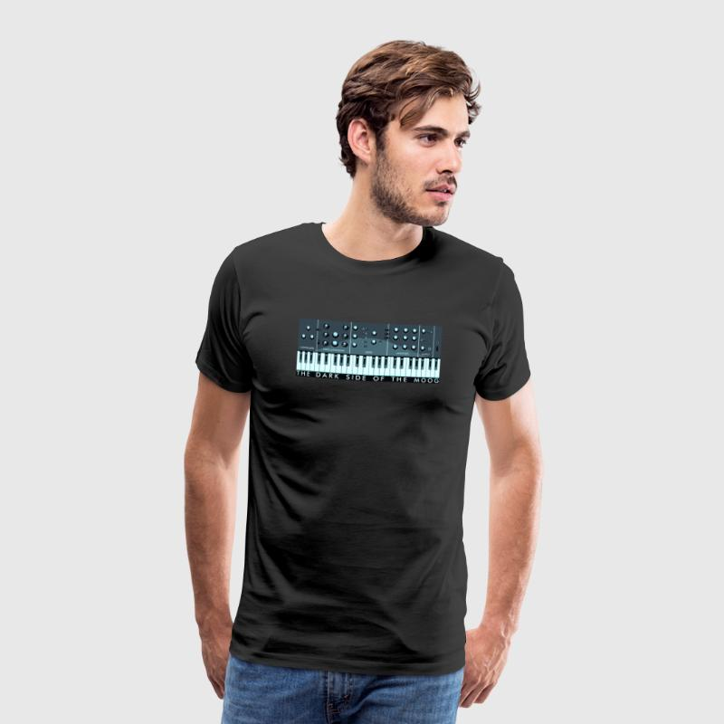 Dark Side of the Moog - Männer Premium T-Shirt