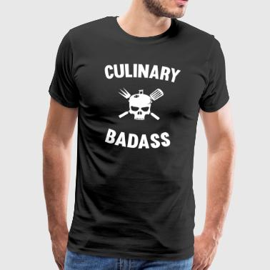 Culinary Badass - Men's Premium T-Shirt