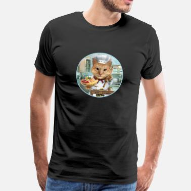 Caption CAPTION THIS MEOW - Men's Premium T-Shirt