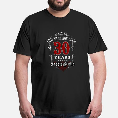 Vintage Club 30 Years Old Classic And Wild