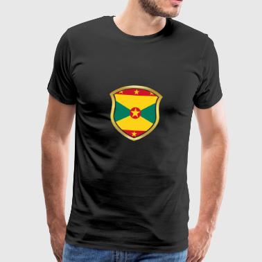 World Champion 2018 wm team Grenada png - Men's Premium T-Shirt
