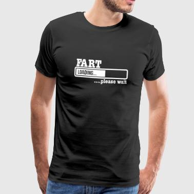 fart - Men's Premium T-Shirt
