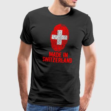 Made in Switzerland / Made in Switzerland Suisses - T-shirt Premium Homme