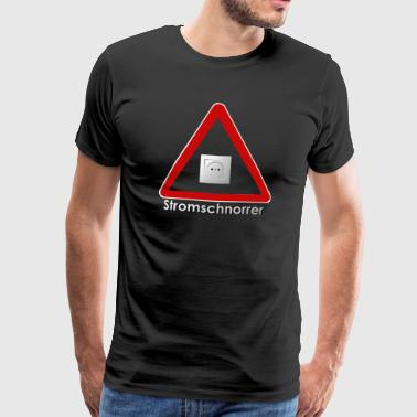 current Schnorrer - Men's Premium T-Shirt