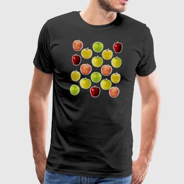 All Kinds Of Apples - Men's Premium T-Shirt