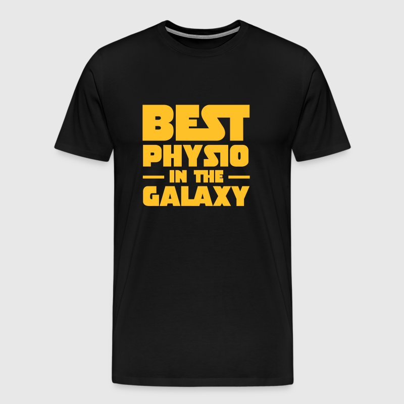 Best Physio In The Galaxy - Männer Premium T-Shirt