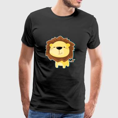Lion lion - Men's Premium T-Shirt