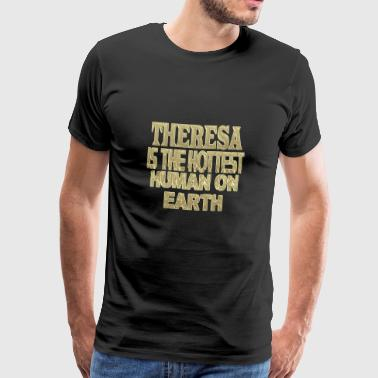Theresa - Men's Premium T-Shirt